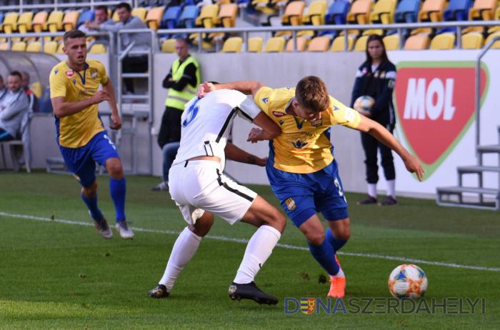 Prípravné stretnutie: DAC 1904 - Slovensko U21 3:3 (2:0)