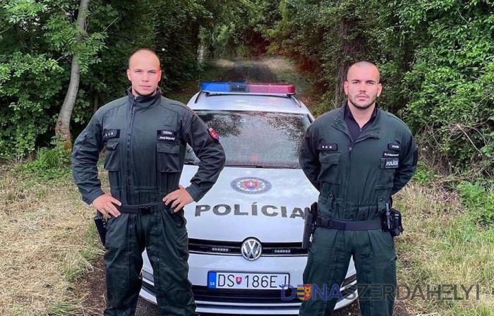 Policajti zachránili ďalší ľudský život