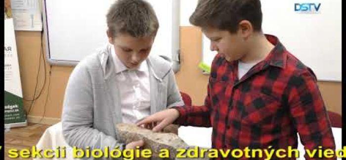 Embedded thumbnail for V Dunajskej Strede usporiadali hornozemskú konferenciu Študentských vedeckých krúžkov