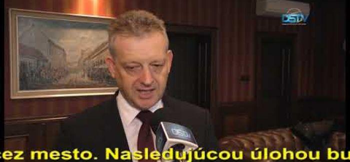 Embedded thumbnail for V Dunajskej Strede na komunálnych voľbách zvíťazila Strana maďarskej komunity