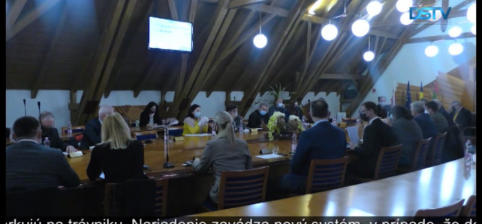 Embedded thumbnail for Poslanci MsZ prijali dôležité rozhodnutia
