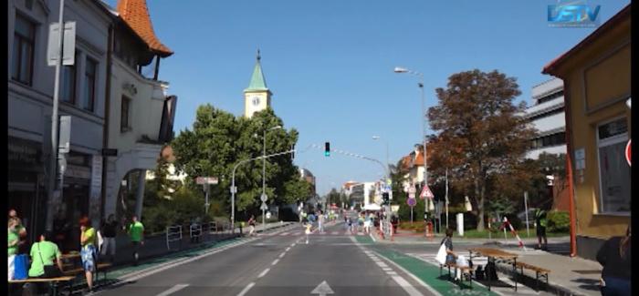 Embedded thumbnail for Jeden deň bez áut na Hlavnej ulici v Dunajskej Strede