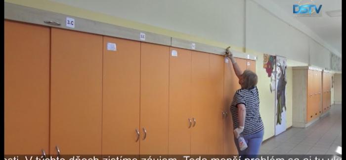 Embedded thumbnail for Predškolské a školské zariadenia sa intenzívne pripravujú na otvorenie