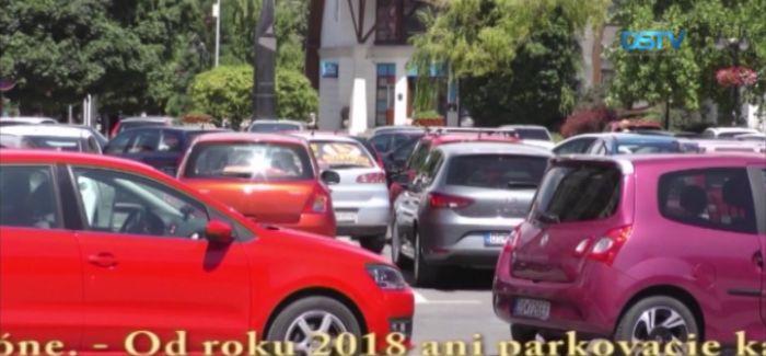 Embedded thumbnail for Parkovací systém má fungovať spravodlivejším a efektívnejším spôsobom