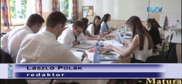 Embedded thumbnail for Slovné maturitné skúšky prebiehajú do 9. júna