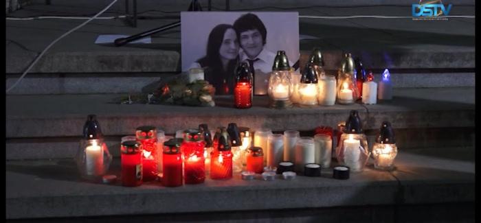Embedded thumbnail for Aj v Dunajskej Strede si pripomenuli druhé výročie smrti novinára