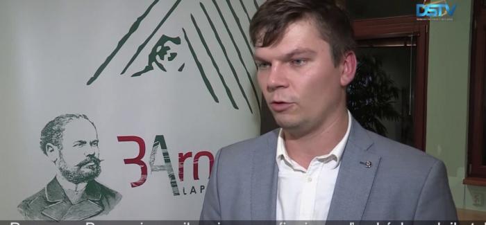 Embedded thumbnail for Cieľom balíka je pomáhať maďarským podnikateľom mimo hraníc