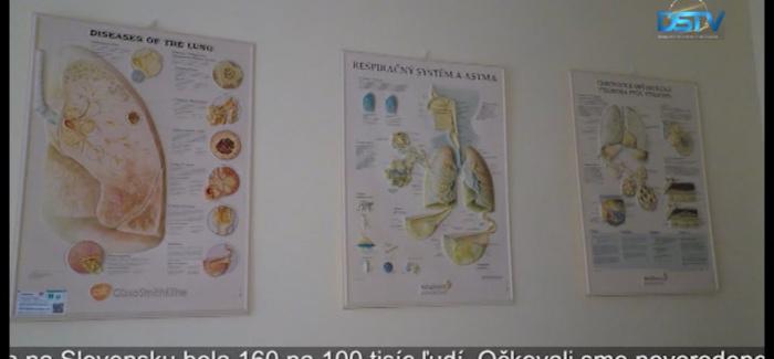 Embedded thumbnail for Nemocnica sa dostala medzi registrované očkovacie centrá