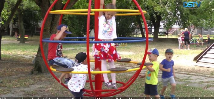 Embedded thumbnail for Toto leto sa o deti postarajú tri materské školy