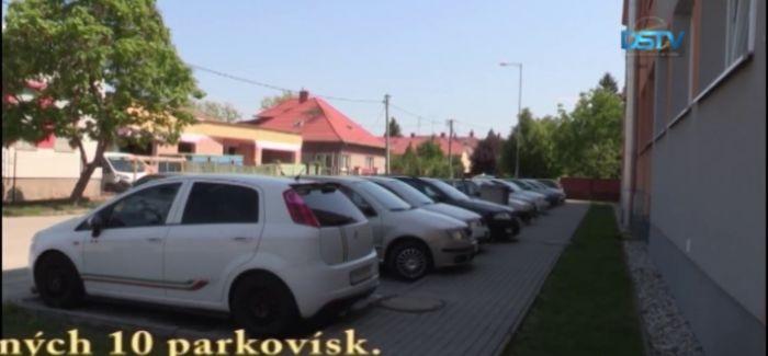 Embedded thumbnail for Jedným z najväčších problémov Dunajskej Stredy je parkovanie