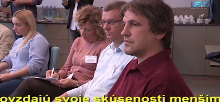 Embedded thumbnail for V Dunajskej Strede sa konal tretí workshop projektu Builcogreen