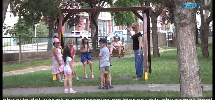Embedded thumbnail for Letná materská škola a letné tábory pre detí
