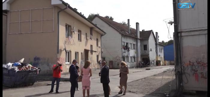 Embedded thumbnail for Splnomocnenkyňa vlády pre rómske komunity zavítala do Dunajskej Stredy