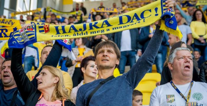DAC-Zlaté Moravce: Informácie pre fanúšikov