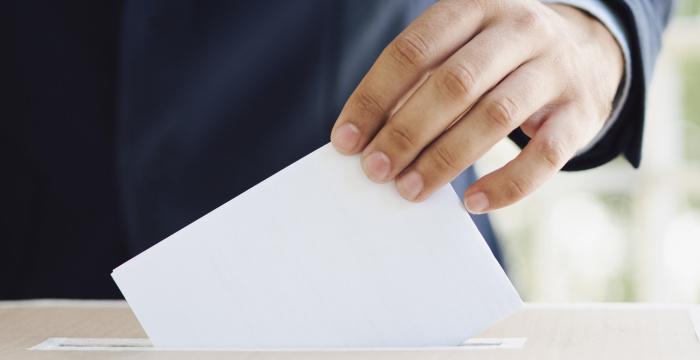Hlasovanie mimo volebnej miestnosti