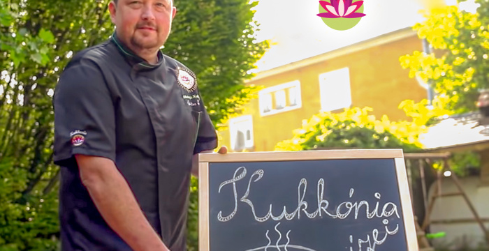 Chute Kukkónie – Ľahký a rýchly kurací paprikáš s domácimi rezancami