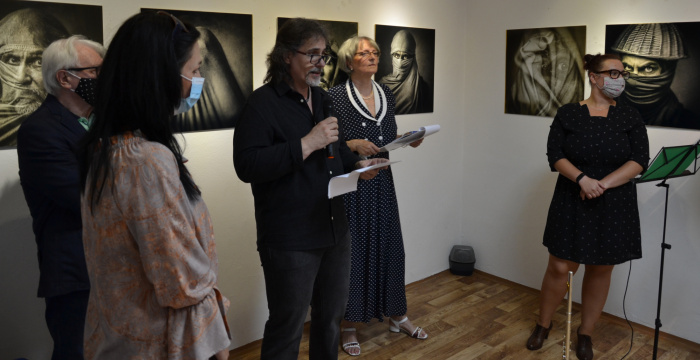 Okamihy Ervina Barcziho v Gallery Nova