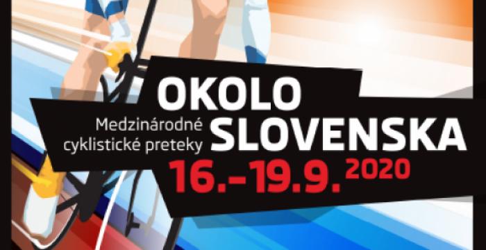 Cyklistické preteky Okolo Slovenska dočasne obmedzia dopravu