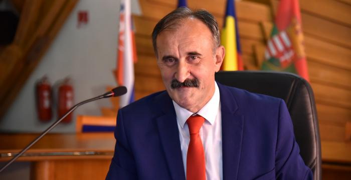 """A. Szabó László: """"Čakajú nás novodobé výzvy, nezvyklé záväzky"""""""