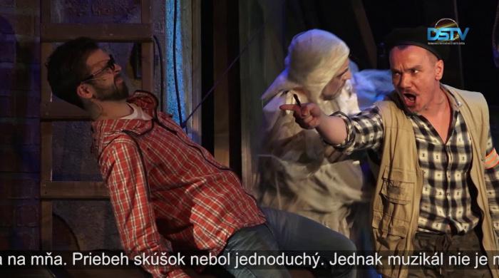Embedded thumbnail for Pre veľký záujem sa uskutočnili až dve divadelné predstavenia