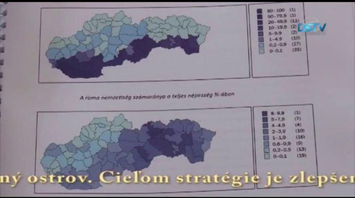 Embedded thumbnail for Inštitút pripravil stratégiu pre začlenenie maďarsky hovoriacich Rómov