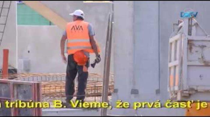 Embedded thumbnail for Štadión a akadémia pred dokončením
