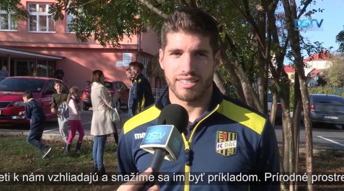 Embedded thumbnail for Program sadenia stromčekov spustilo aj Občianske združenie Kukkonia