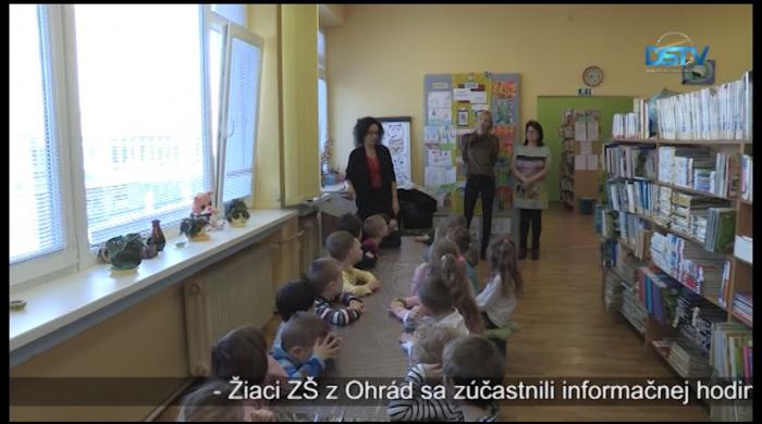 Embedded thumbnail for Týždeň slovenských knižníc a knihovníkov s bohatým programom