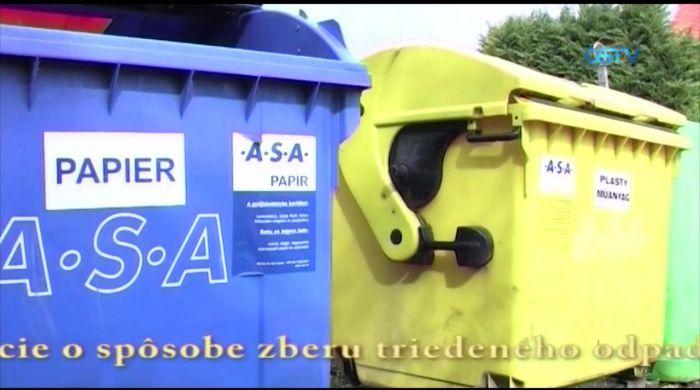 Embedded thumbnail for Kampaň na propagovanie triedeného zberu komunálneho odpadu