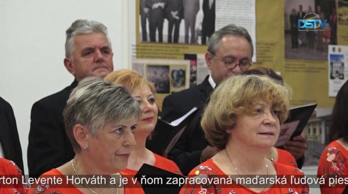 Embedded thumbnail for Zborový koncert v znamení európskeho kultúrneho dedičstva