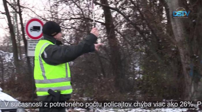 Embedded thumbnail for OR PZ stále zápasí s nedostatočným počtom policajtov
