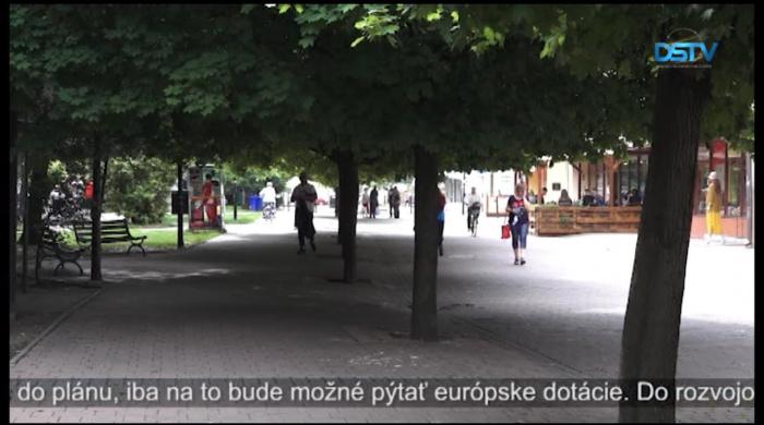 Embedded thumbnail for Spracúva sa plán rozvoja mesta, vyjadriť sa môžu aj obyvatelia