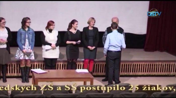 Embedded thumbnail for Na súťaži vystúpilo 240 interpretov