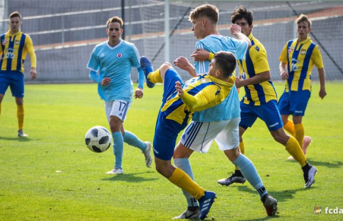 U19: ŠK Slovan Bratislava - FC DAC 1904 2:1 (1:0)