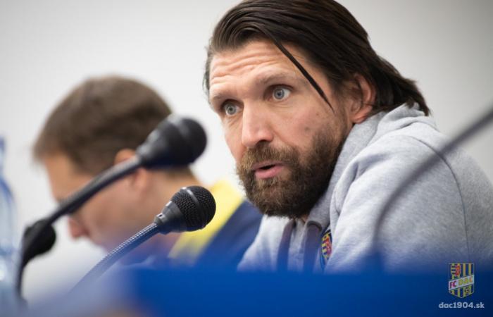 Video: Tlačová konferencia po zápase DAC-Nitra (1:0)
