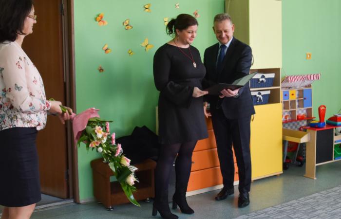 V Materskej škole na Námestí priateľstva menovali novú riaditeľku