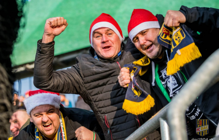 Video: DAC-Nitra (1:0) official aftermovie