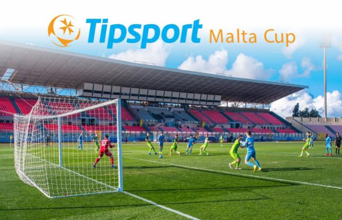 DAC prvýkrát na Tipsport Malta Cupe dnes
