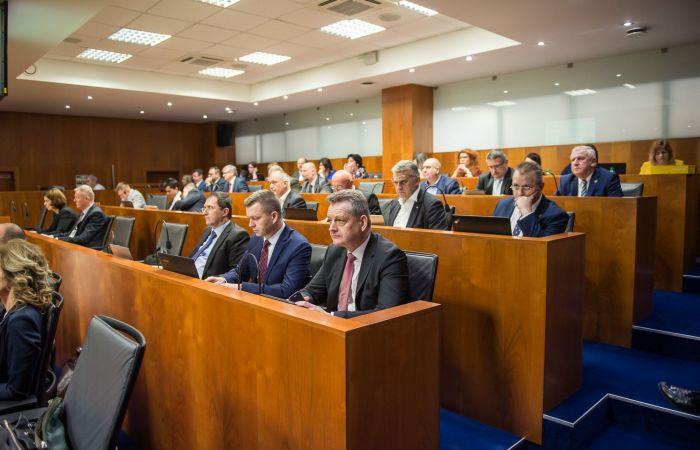 Župní poslanci schválili rozpočet na dotačnú schému