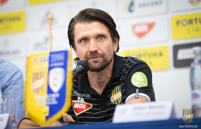 Video: Tlačová konferencia po zápase FC DAC 1904 - FK Pohronie (5:1)