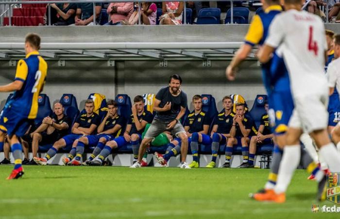 Peter Hyballa o prípravnom zápase proti Vasas FC