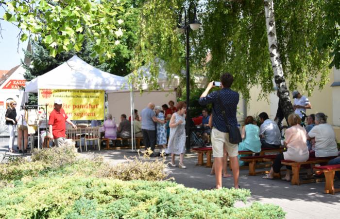 V Dunajskej Strede sa konal festival pomoci
