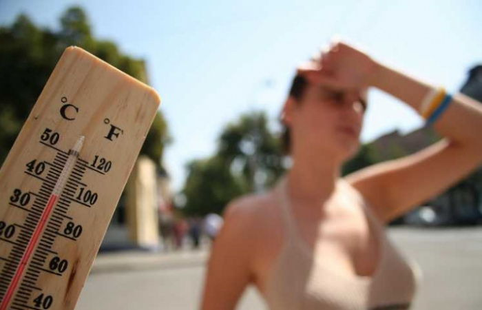 Júnové horúčavy naďalej pokračujú – celý deň platia výstrahy