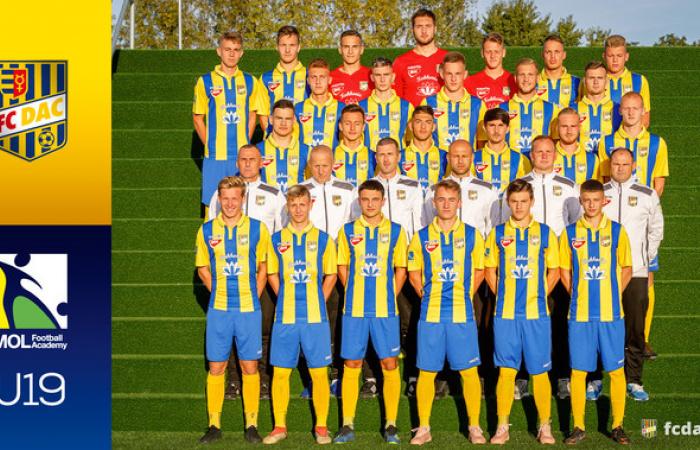 Sezóna 2018/19: DAC U19