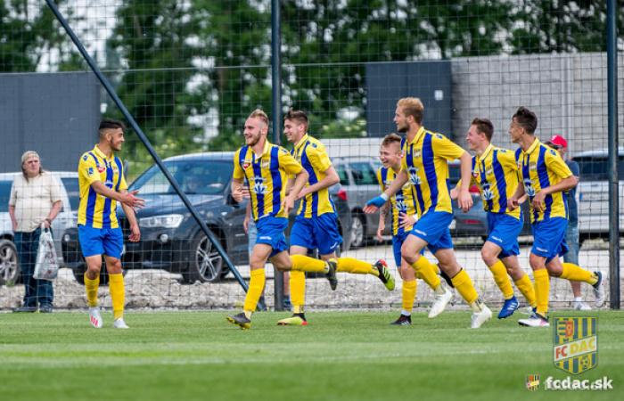 U19: MFK Ružomberok - FC DAC 1904 0:1 (0:0)