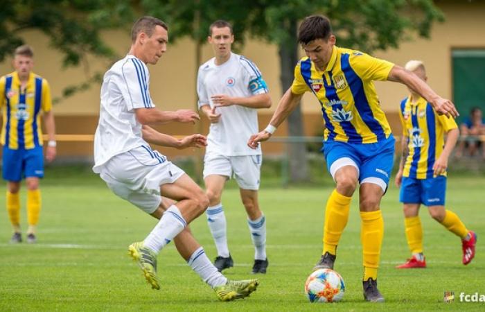 U19: FC DAC 1904 - ŠK Slovan Bratislava 1:2 (0:0)