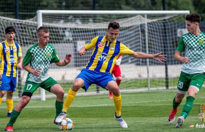 U19: FC DAC 1904 - MŠK Žilina 2:0 (1:0)