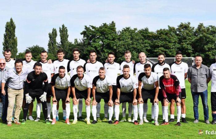 Štvrtkový súper DAC-u: FC Slovan Galanta