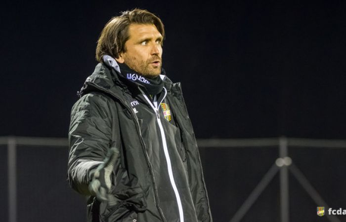 Hodnotenie trénerov: FC DAC 1904 - FC Slovan Galanta (4:2)