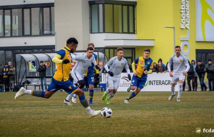 Prípravné stretnutie: FC DAC 1904 - Soroksár SC 1:0 (0:0)